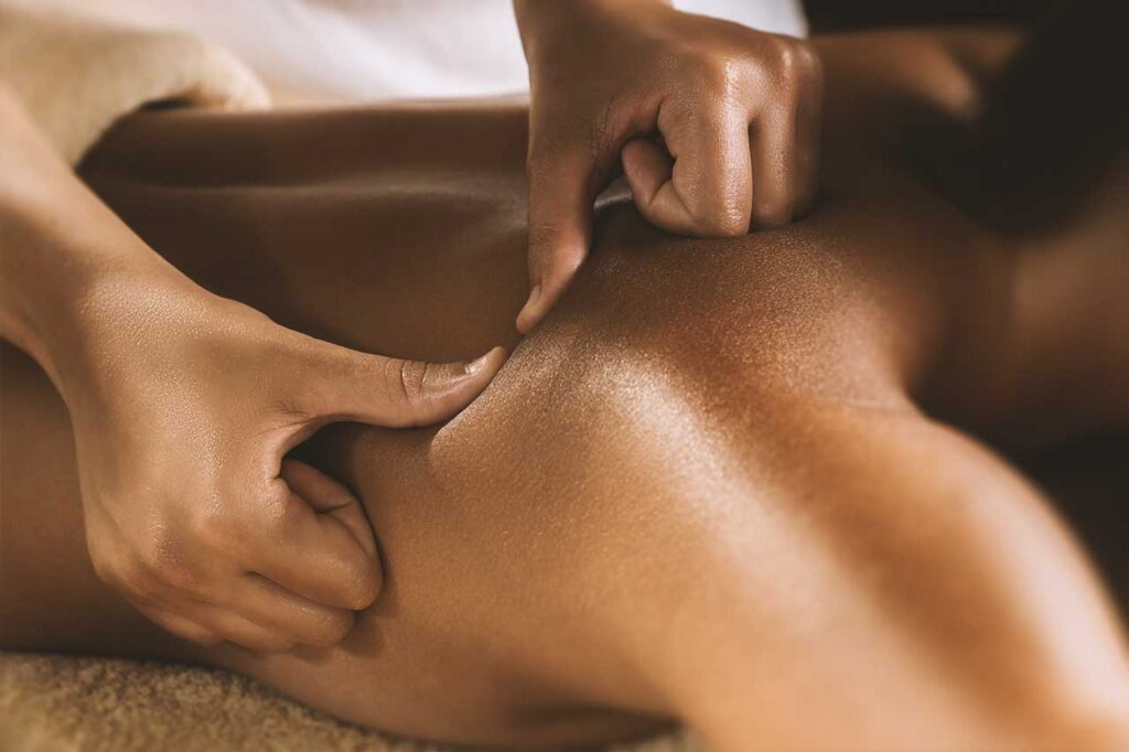 True Massage 筋絡按摩手法