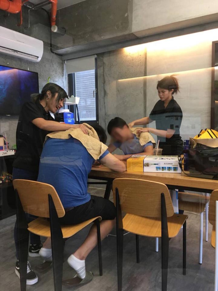True Massage 企業合作員工福利按摩