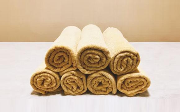 True Massage 毛巾高溫及紫外線消毒