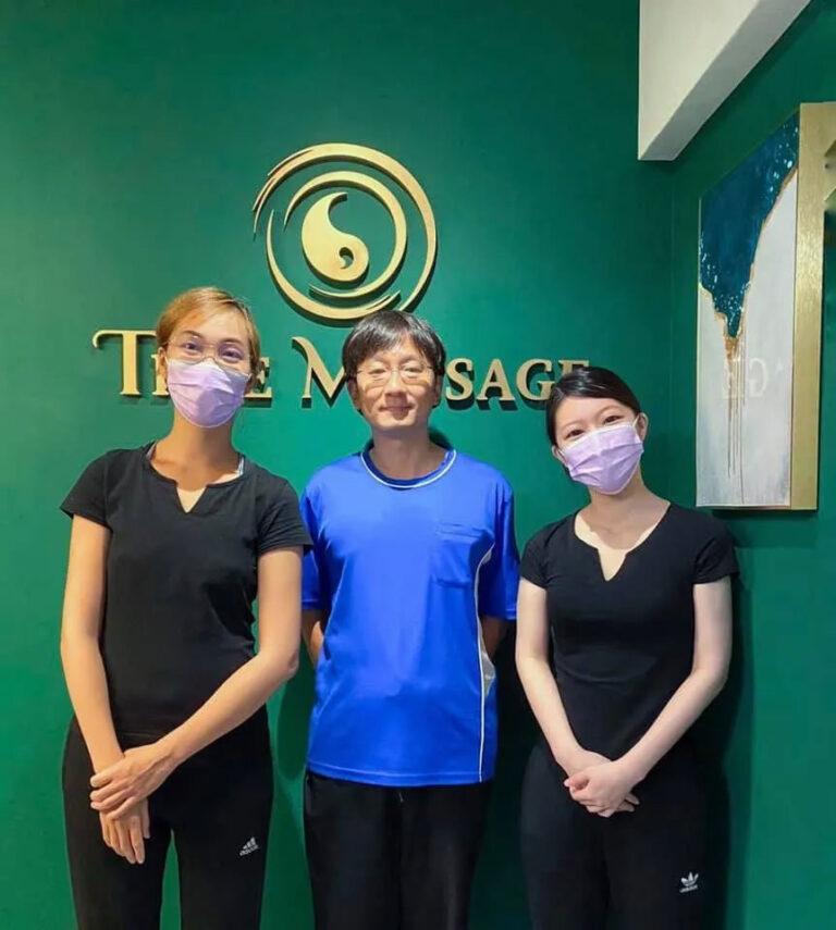 True Massage 運動按摩見證分享