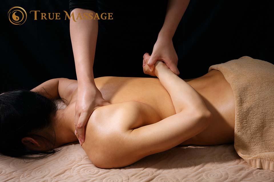 True Massage 客製化按摩流程
