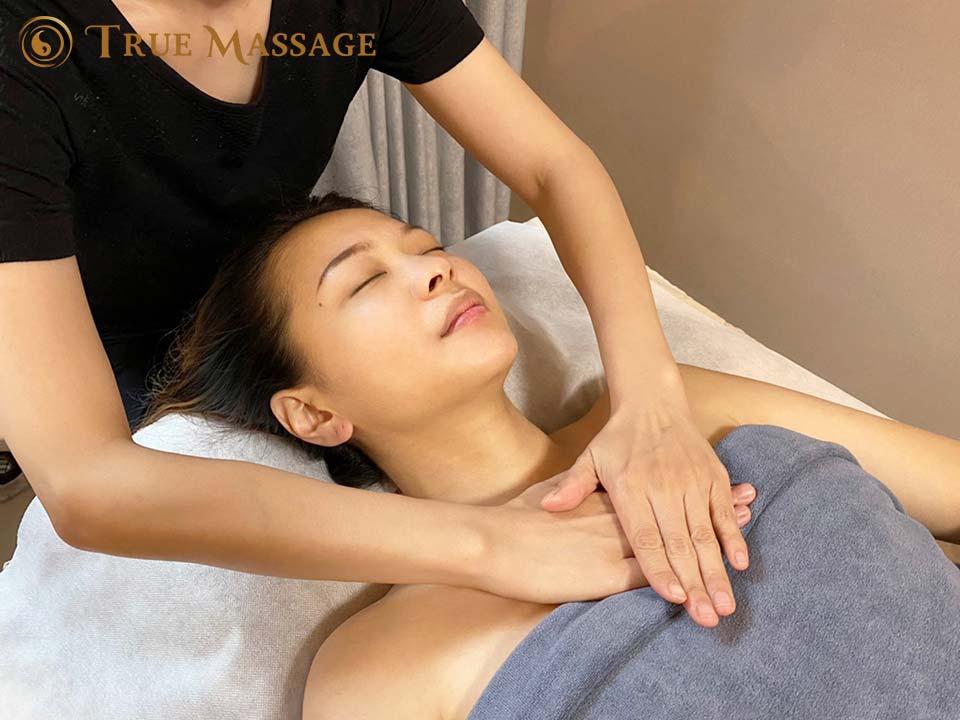 True Massage 頭部精油按摩課程