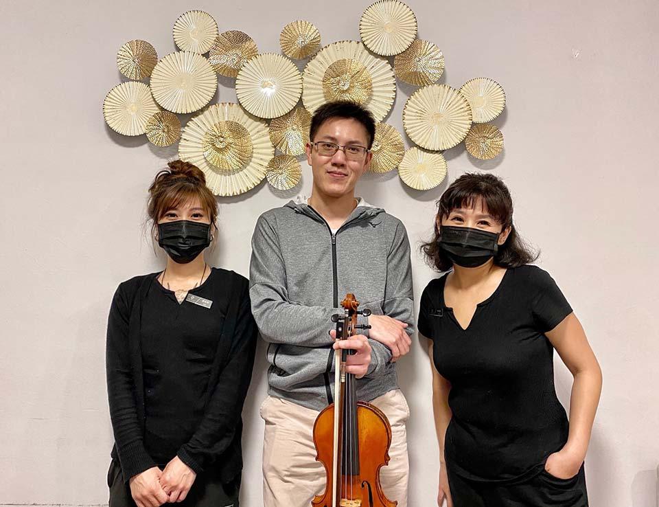 True Massage 小提琴師來按摩:全身按摩客戶推薦分享