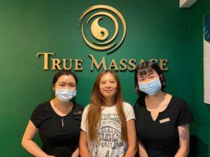 True Massage 職業跆拳道教練來按摩:全身筋絡按摩客戶推薦分享